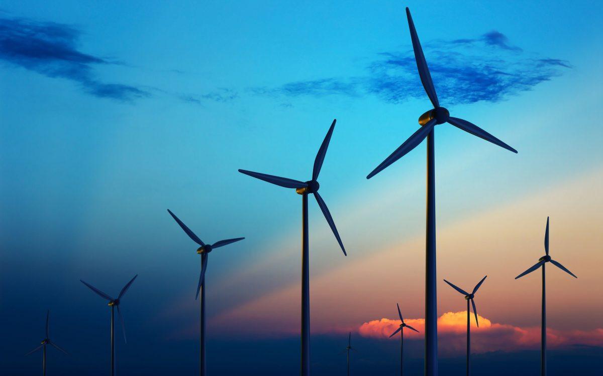 Green Energy - Wind