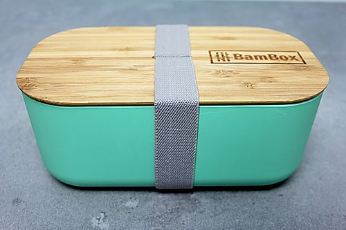Green Lunch Box (1.1L)