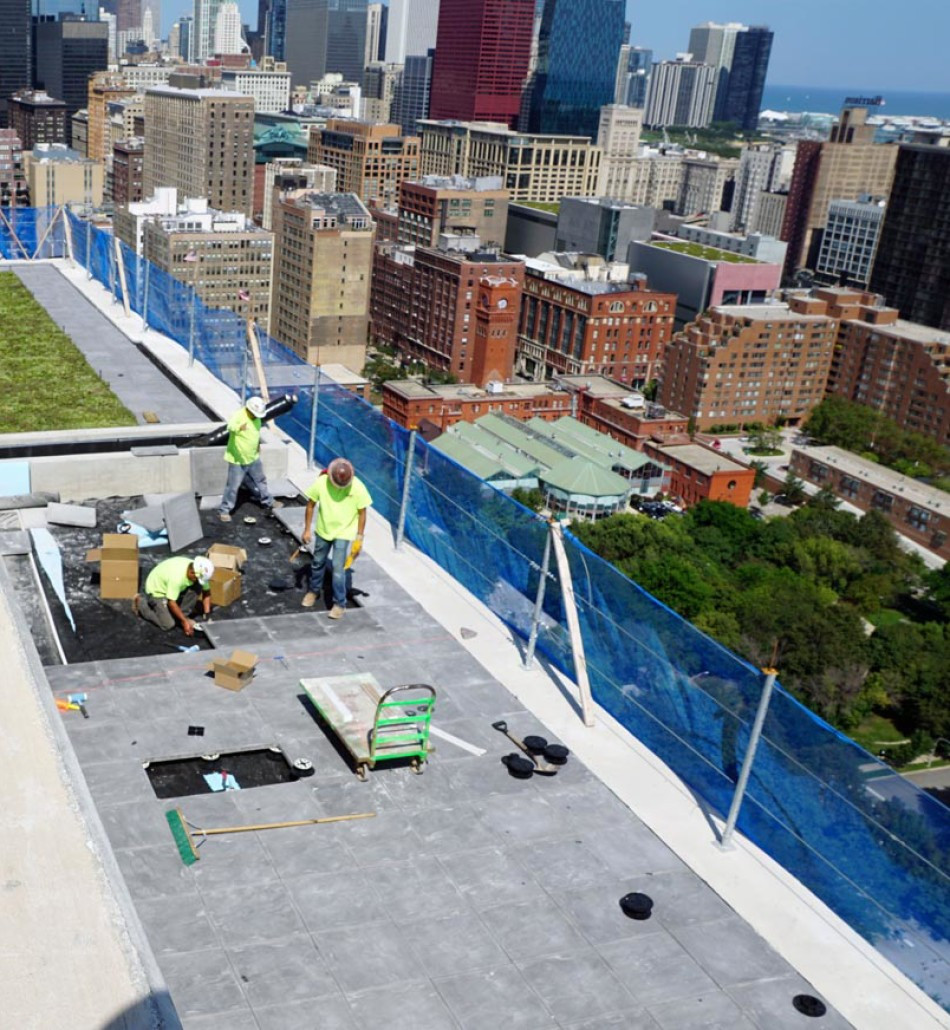 Green Roof Systems & Components