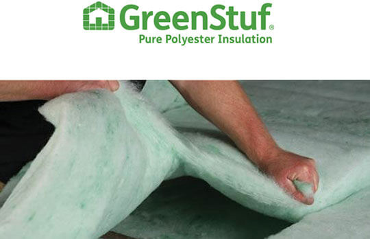 Greenstuf Acoustic Insulation