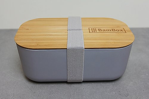 Grey Lunch Box (1.1L)