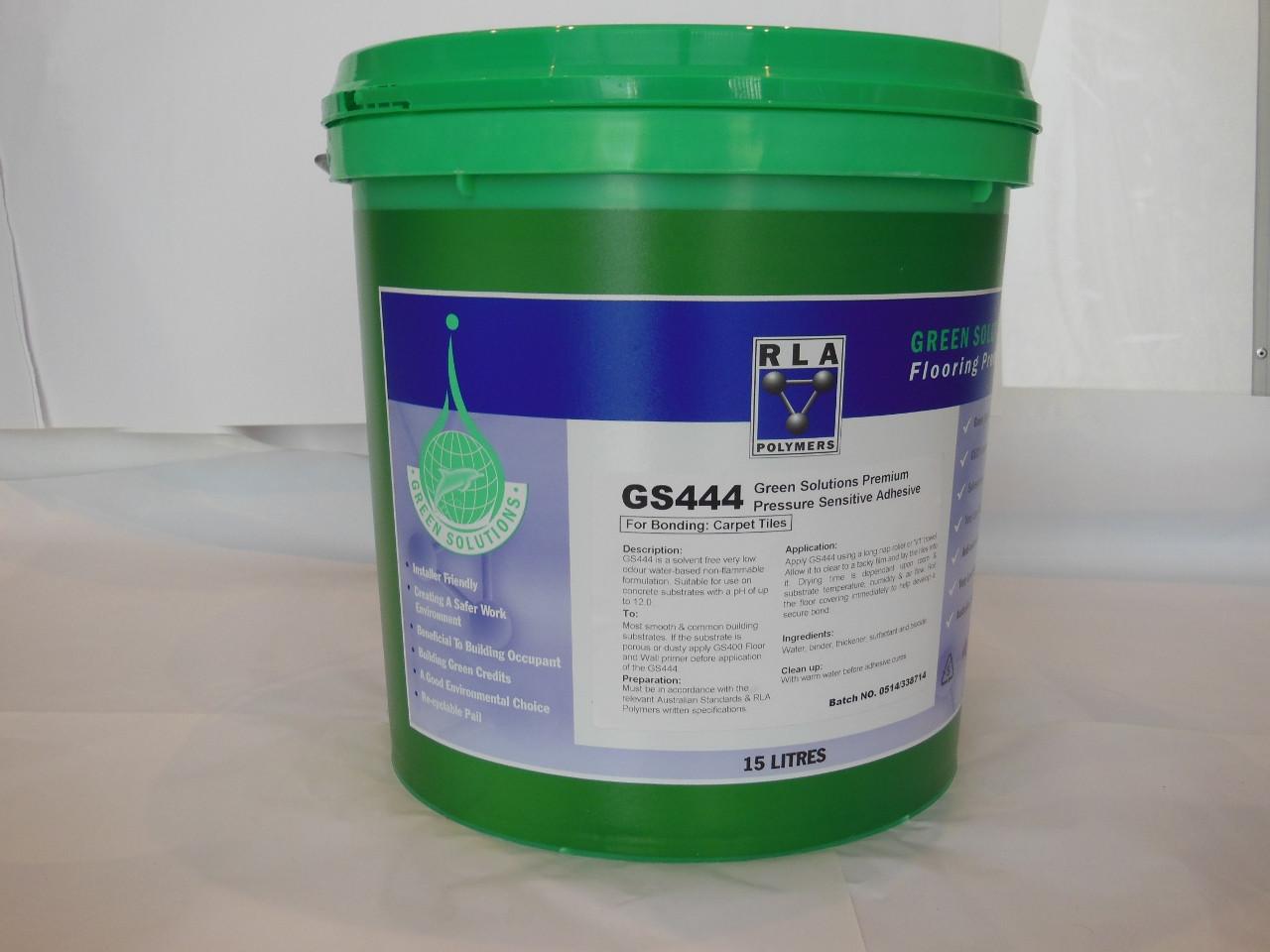 GS444 Pressure Sensitive Adhesive