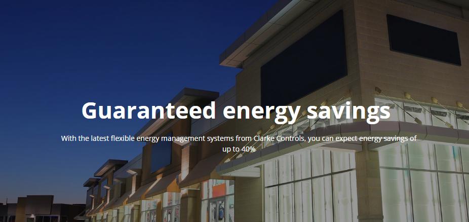 Guaranteed energy savings