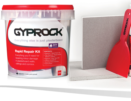 GYPROCK® DIY RAPID REPAIR KIT