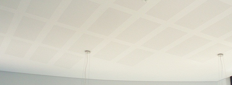 GYPROCK™ PERFORATED PLASTERBOARD