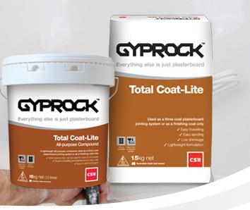 GYPROCK® TOTAL COAT-LITE
