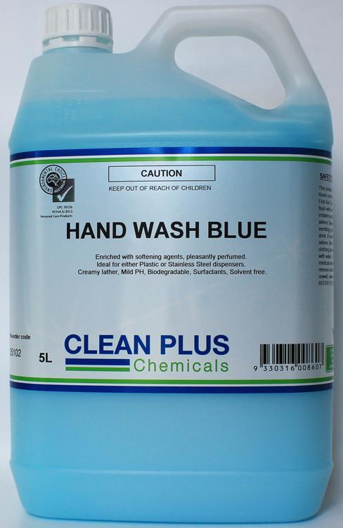 Hand Wash Blue