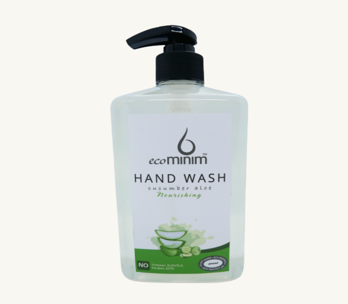 Hand Wash Liquid - Cucumber Aloe