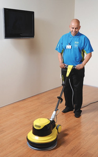 Hard Floor Cleaning & Maintenance