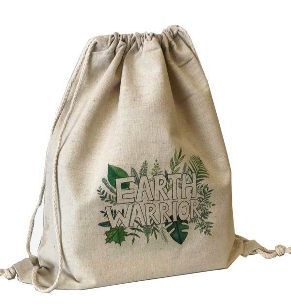 Hemp/cotton Backpack