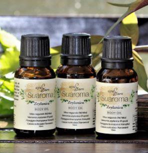 Herbal Body Oil