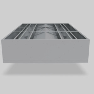 High Capacity Roof Vent