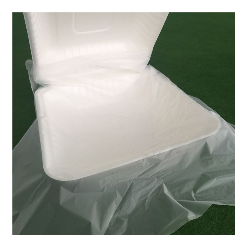 High Heat Resistance Biodegradable and Compostable lunch sheet