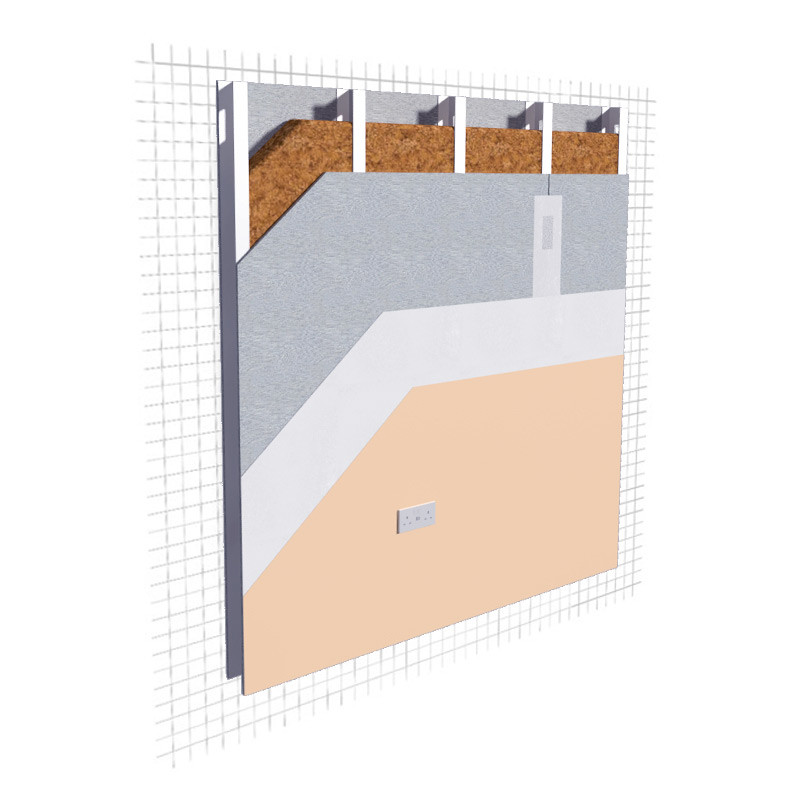 High Impact Partition Walls