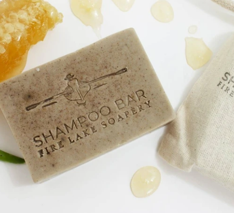 Honey Patchouli Shampoo Bar Soap