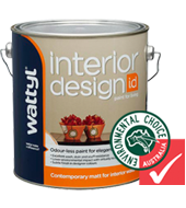 I.D CONTEMPORARY MATT INTERIOR WALL PAINT