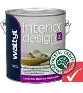 I.D LUXURY LOW SHEEN INTERIOR WALL PAINT