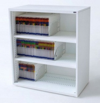 INFINITY OPEN BOOKCASE