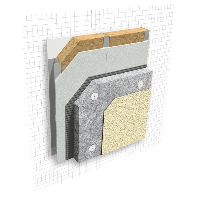 Insulation Substrate Backing Board