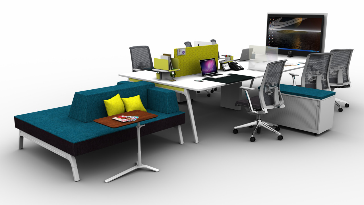 INTUITY WORKSTATION