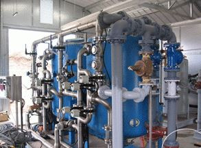 Ion Exchange Treatment Systems