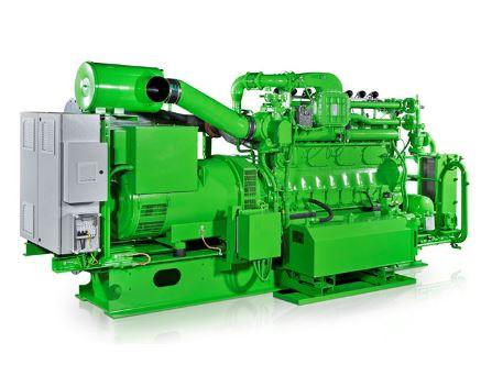 Jenbacher biogas engines