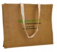 Jute Bags – Long Cotton Tape Handle