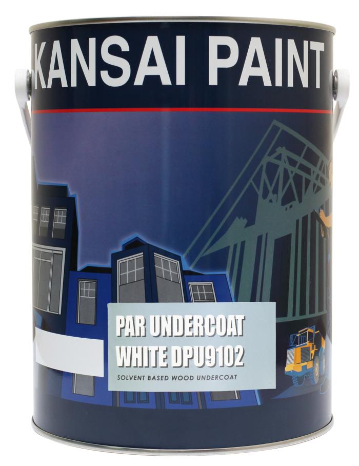 Kansai PAR Undercoat White