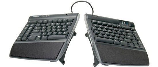 KINESIS FREESTYLE VIP3 ACCESSORY (V LIFTER & INTEGRATED PALM SUPPORTS)