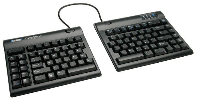 KINESIS FREESTYLE2 ADJUSTABLE KEYBOARD 20CM SEPARATION FOR PC