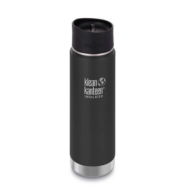 Klean Kanteen Insulated Shale Black 20oz