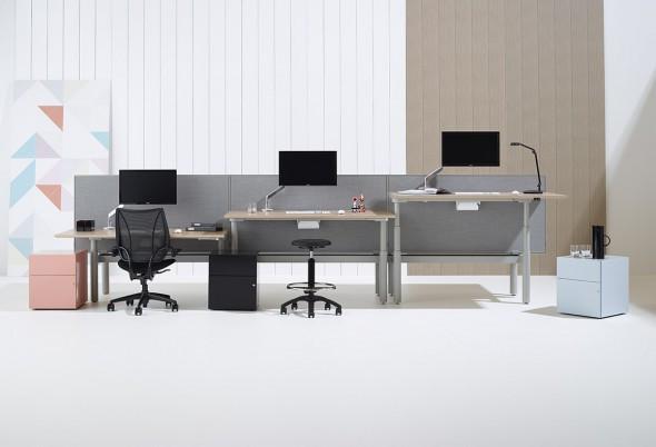 Krossi Workstations & Tables