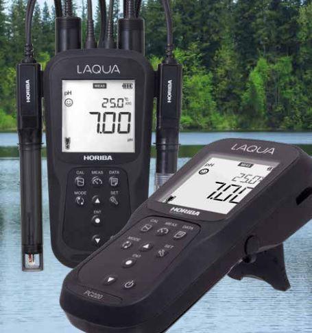 Laqua Handheld Water Quality Meters