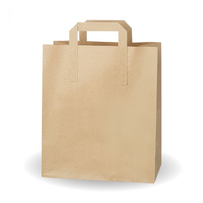 LARGE KRAFT SOS BAGS