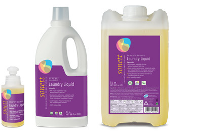 Laundry Liquid Lavender