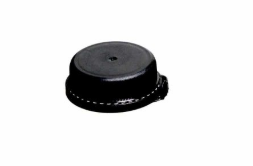 LDPE Bottle Tamper Proof Lid – Black