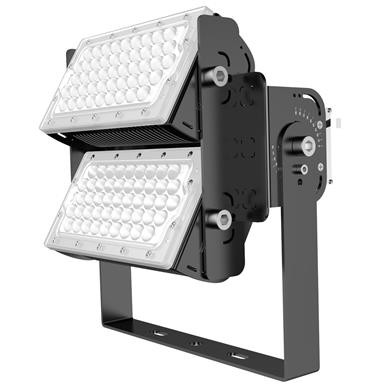 LED High Output 140Lm/W Adjustable Modular Floodlight