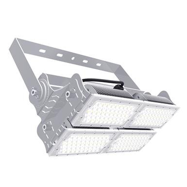 LED High Output 160Lm/W Adjustable Modular Floodlight