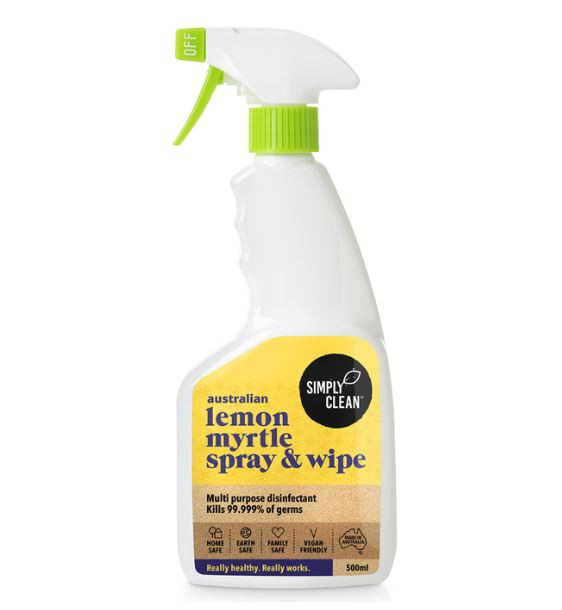 LEMON MYRTLE SPRAY & WIPE