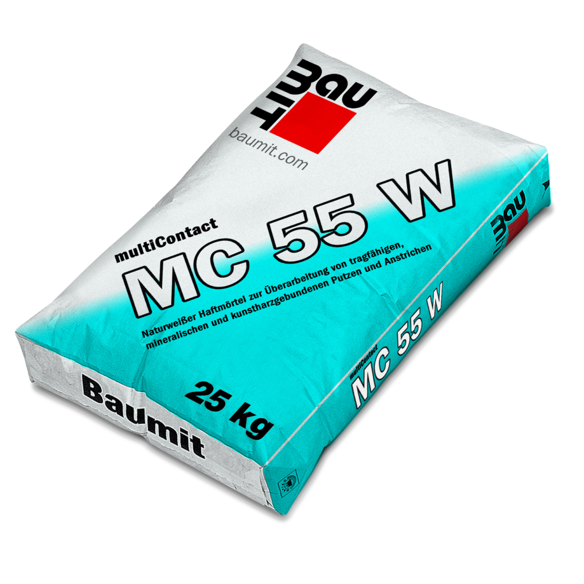 Lime Bonding Render and Plaster – Baumit MC55 W