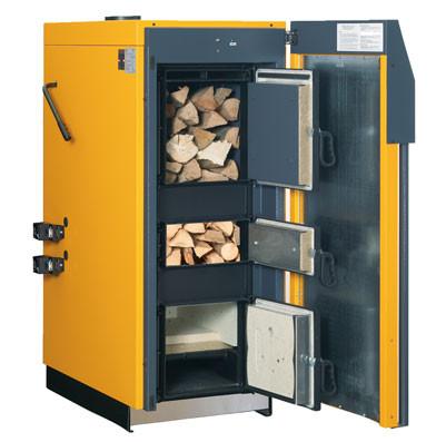 Log Boilers