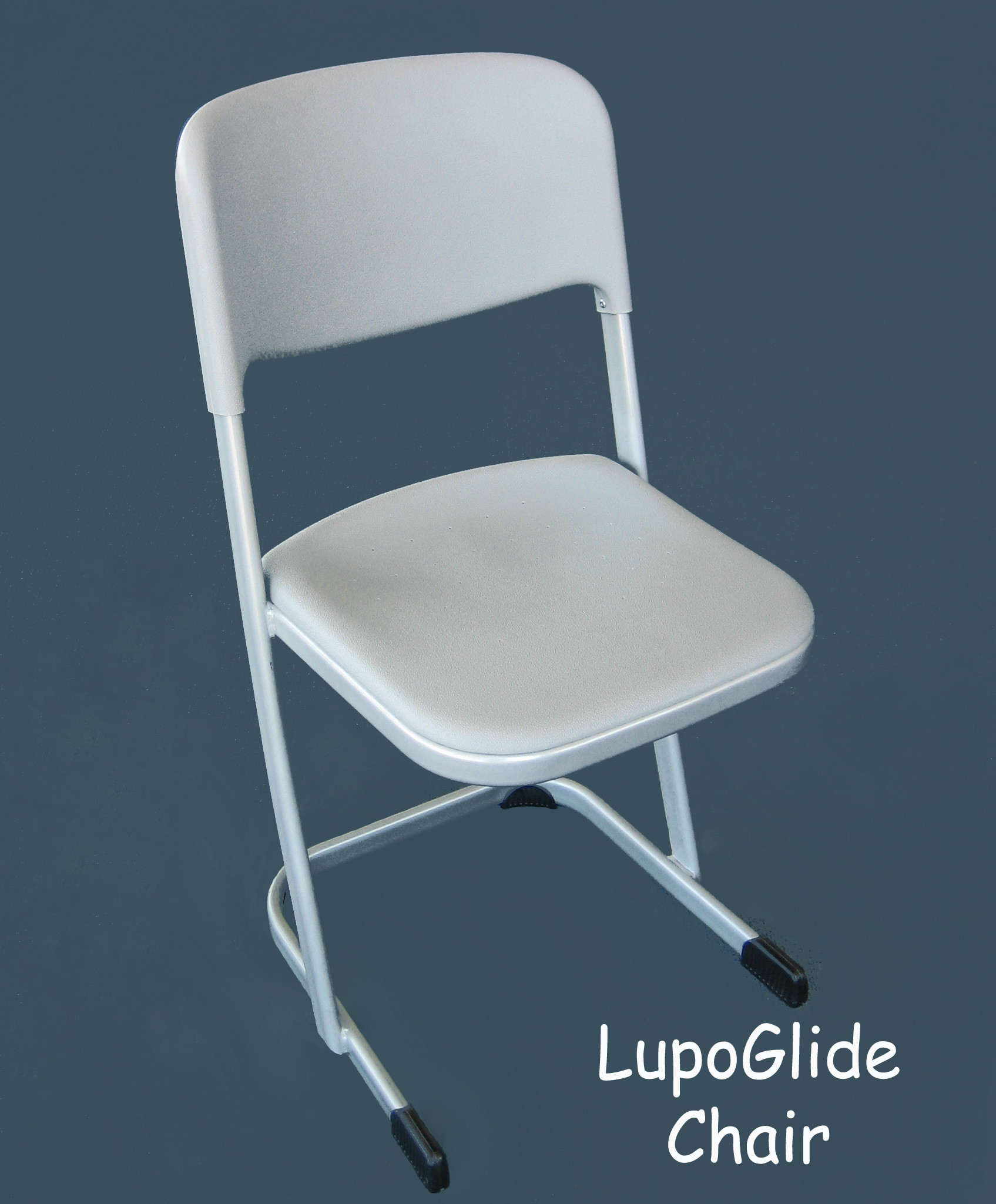 LUPO CHAIR AND STOOL