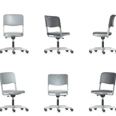 LUPO TURN CHAIR RANGE