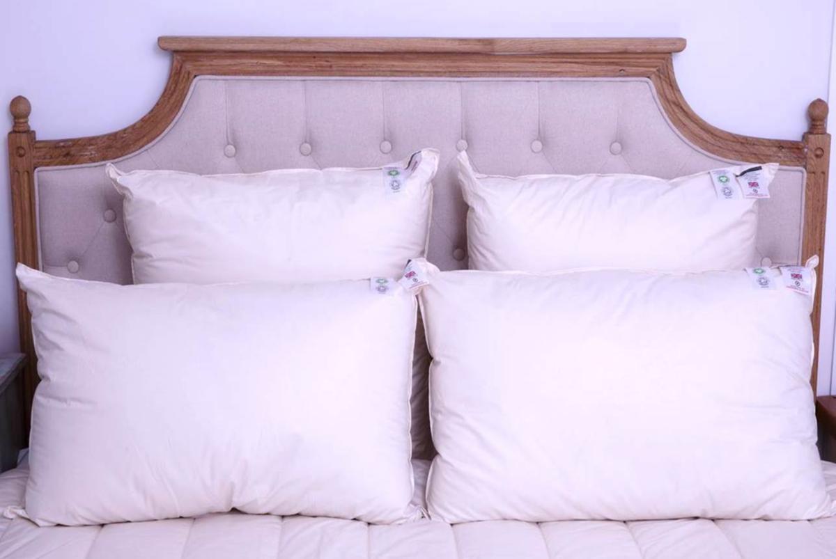 Luxury Handmade Organic Wool Pillows