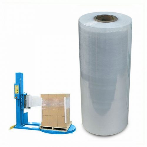 Machine Stretch Wrap Rolls