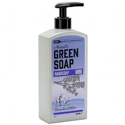 Marcel's Green Soap Handsoap Lavender & Clove