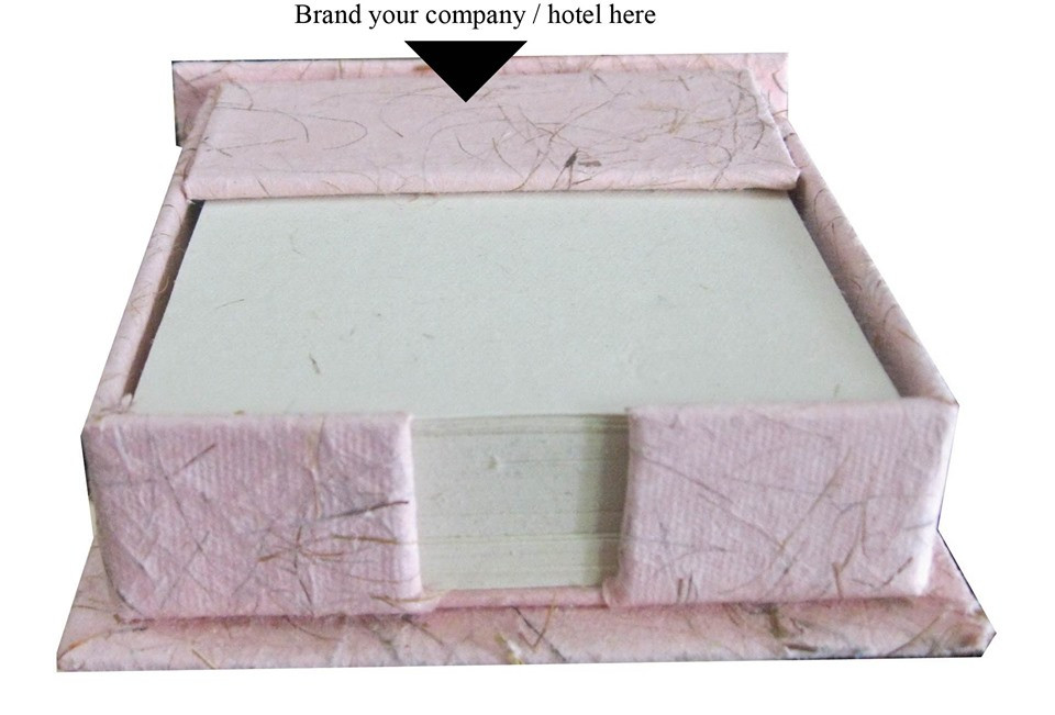 Memo paper tray large