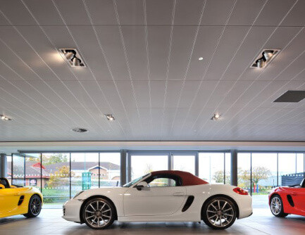 Metal Ceiling Systems