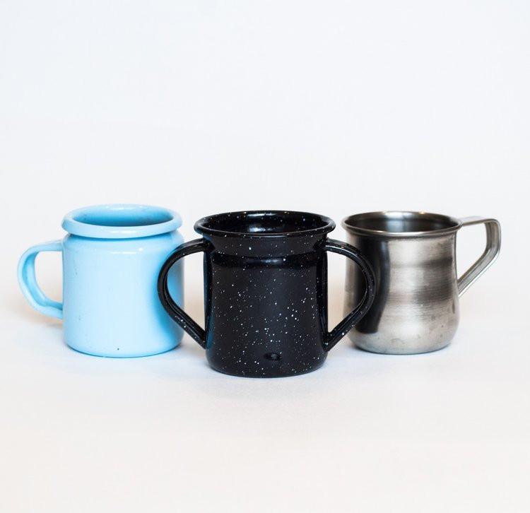 Metal Matés- Colorful Cups