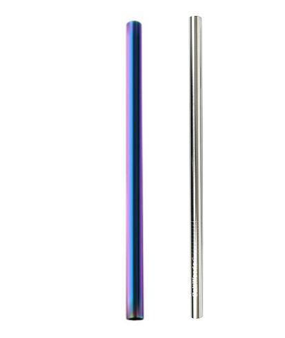 Metal Smoothie Straw